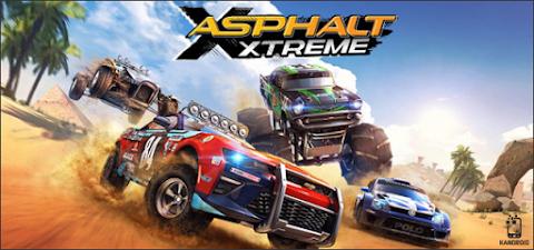 Asphalt Xtreme: Rally Racing v1.4.2b APK Mod Download Android