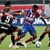 Vitória e Bahia ficam no empate em jogo de 4 gols; assista