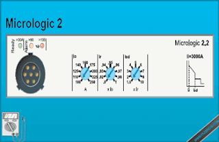 Setting Micrologic 2.0