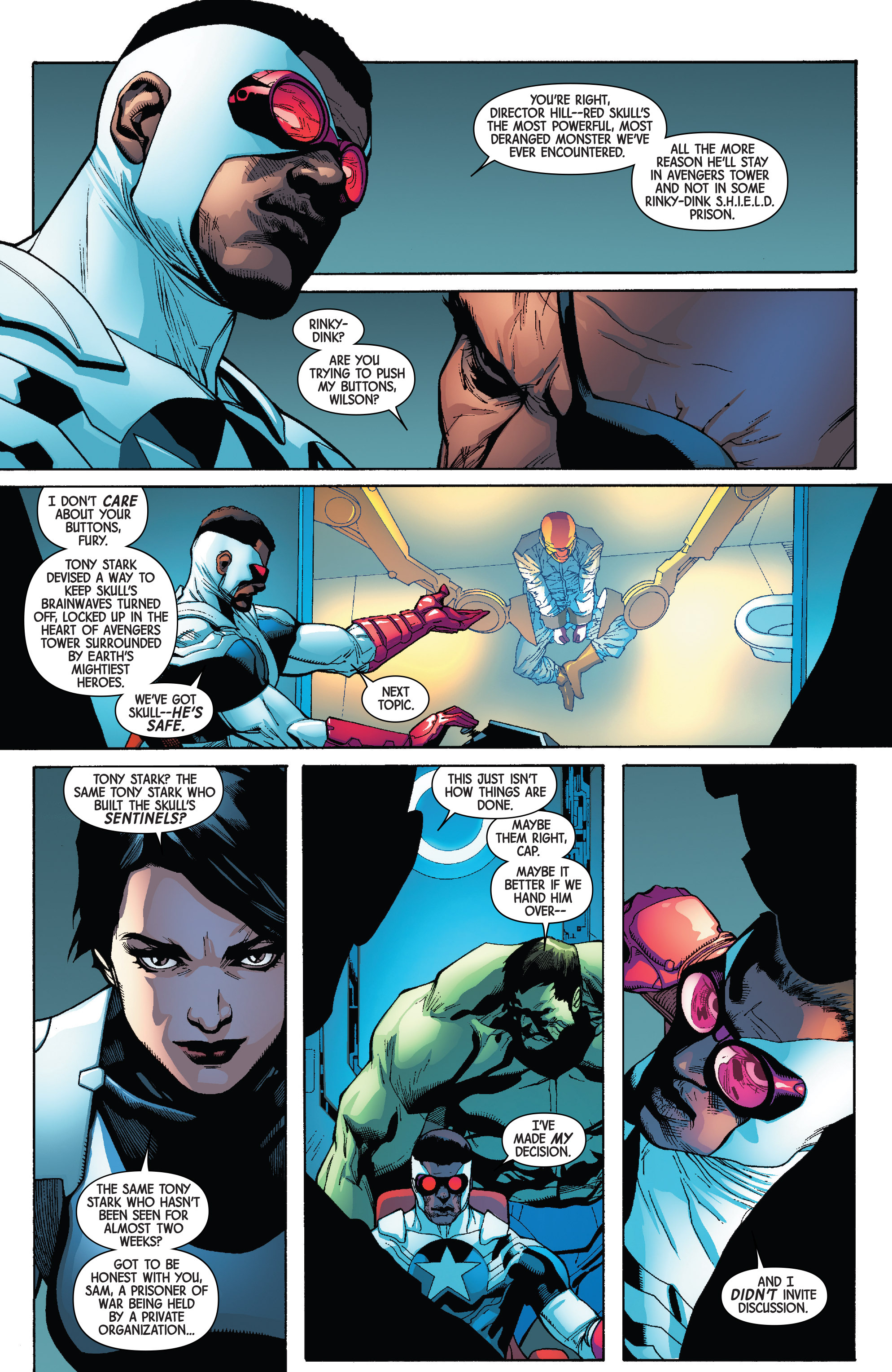 Read online Avengers & X-Men: AXIS comic -  Issue #4 - 6