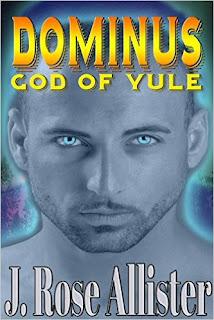 J. Rose Allister - Dominus: God of Yule (Sons of Herne 1)