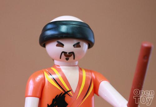 Shaolin Monk Playmobil