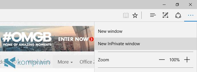 Cara Mengawali Semua Browsers dengan Mode Private-Browsing 19