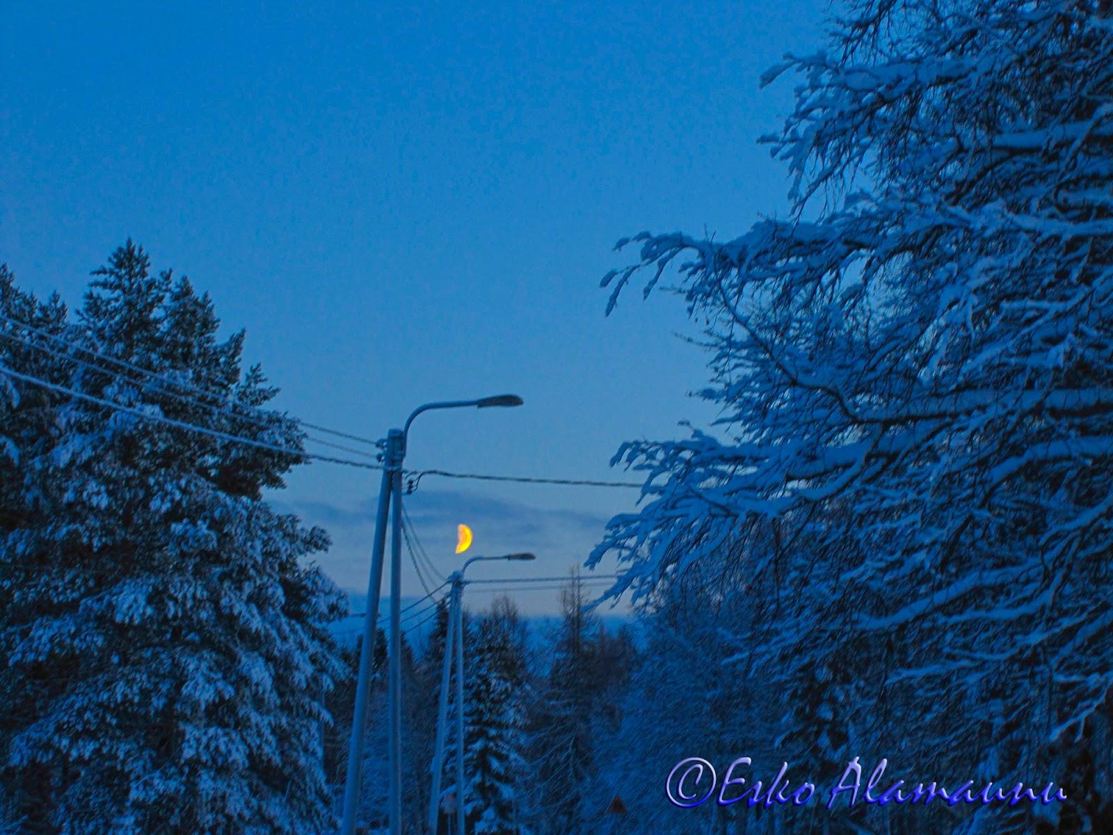 Nouseva Kuu