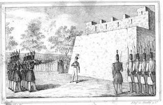 Fusilamiento del General Diego de León (1841)