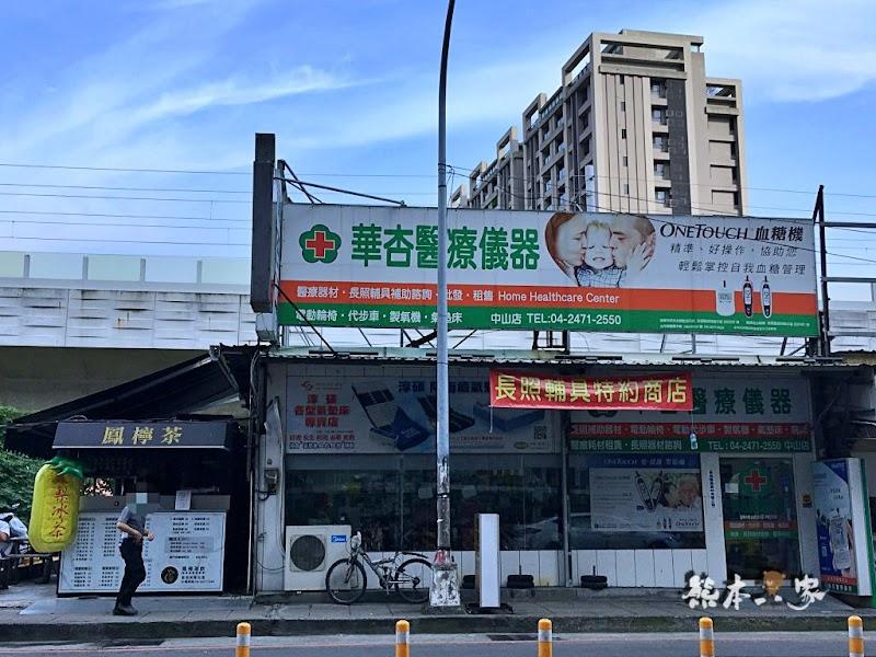 中山醫學大學附設醫院周邊美食-中西式早午餐-自助餐素食-星巴克超商餐飲資訊彙整