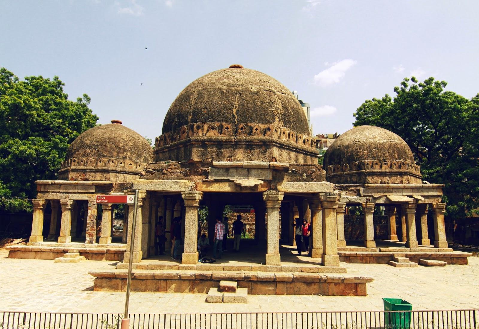 Hauz Khas Heritage site
