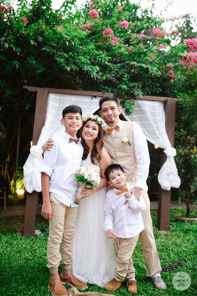 wedding ideas philippines my simple intimate happy and practical wedding story 27899