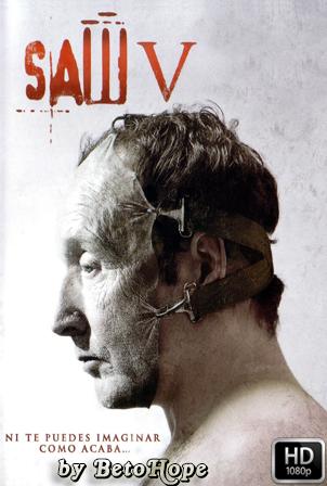 Saw 5 [2008] [Latino-Ingles] HD 1080P  [Google Drive] GloboTV