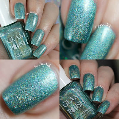 I Wanna Be Loved By You by Glam Polish