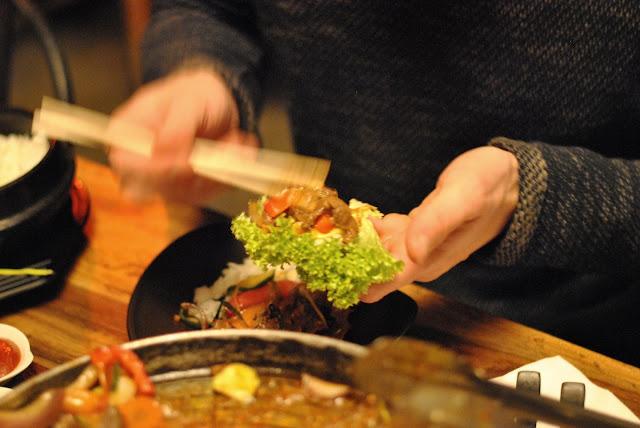 Bulgogi Beef Barbecue