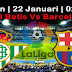 Agen Bola Terpercaya - Prediksi Real Betis vs Barcelona 22 januari 2018