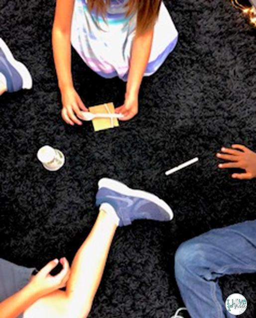 apple activities for second grade, kindergarten, STEAM
