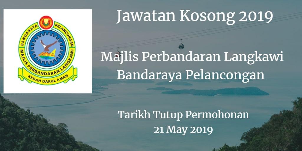Jawatan Kosong MPLBP 21 May 2019