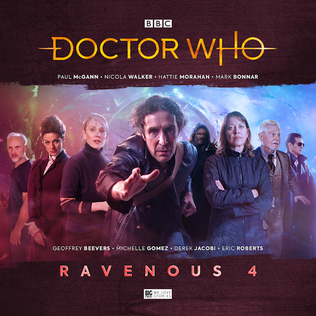 Doctor Who Ravenous 4