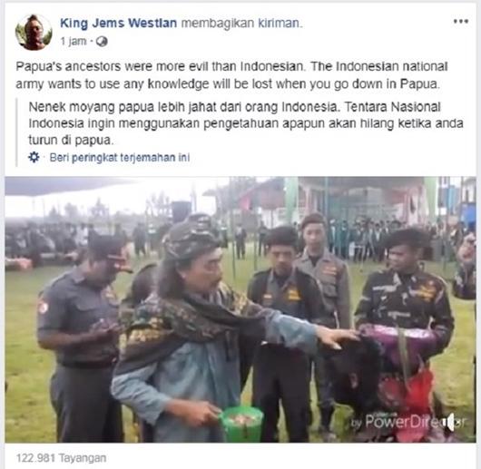 KKB Kira TNI, Ternyata Banser yang Dilantik Gus Nuril