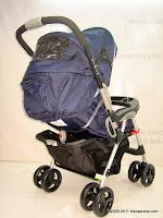 5 BabyElle S701 CetiLite Travel Stroller