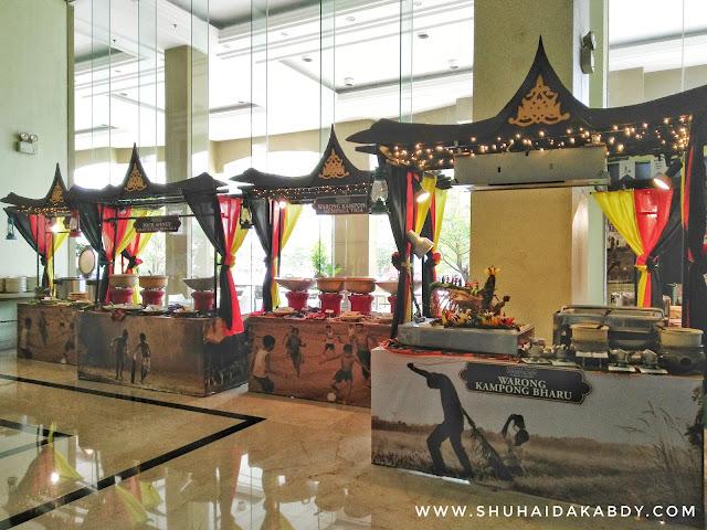 Ramadhan Buffet Kampong Boy di Ancasa Hotel & Spa Kuala Lumpur