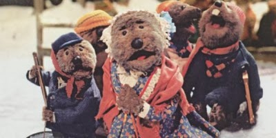 "The Muppets star in ""Emmet Otter's Jug-Band Christmas"""