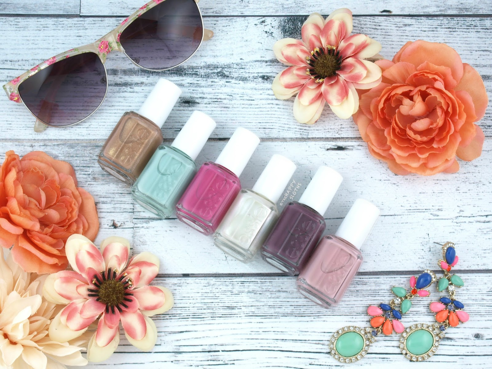 Essie | Summer 2018 Collection: Review and Swatches