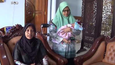 Bayi Perempuan Dibuang di Ponpes, Ini yang Ditinggal Ibu Bayi