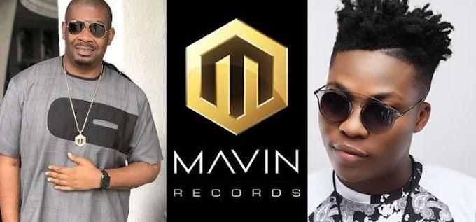 Don Jazzy breaks silence on Reekado Banks' exit from Mavin Record