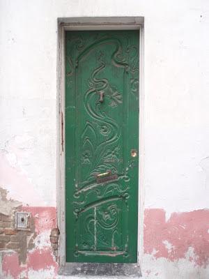 Magic Green Door