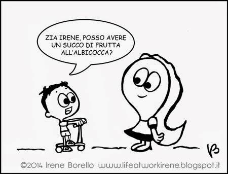 Life At Work: SUCCO DI FRUTTA!