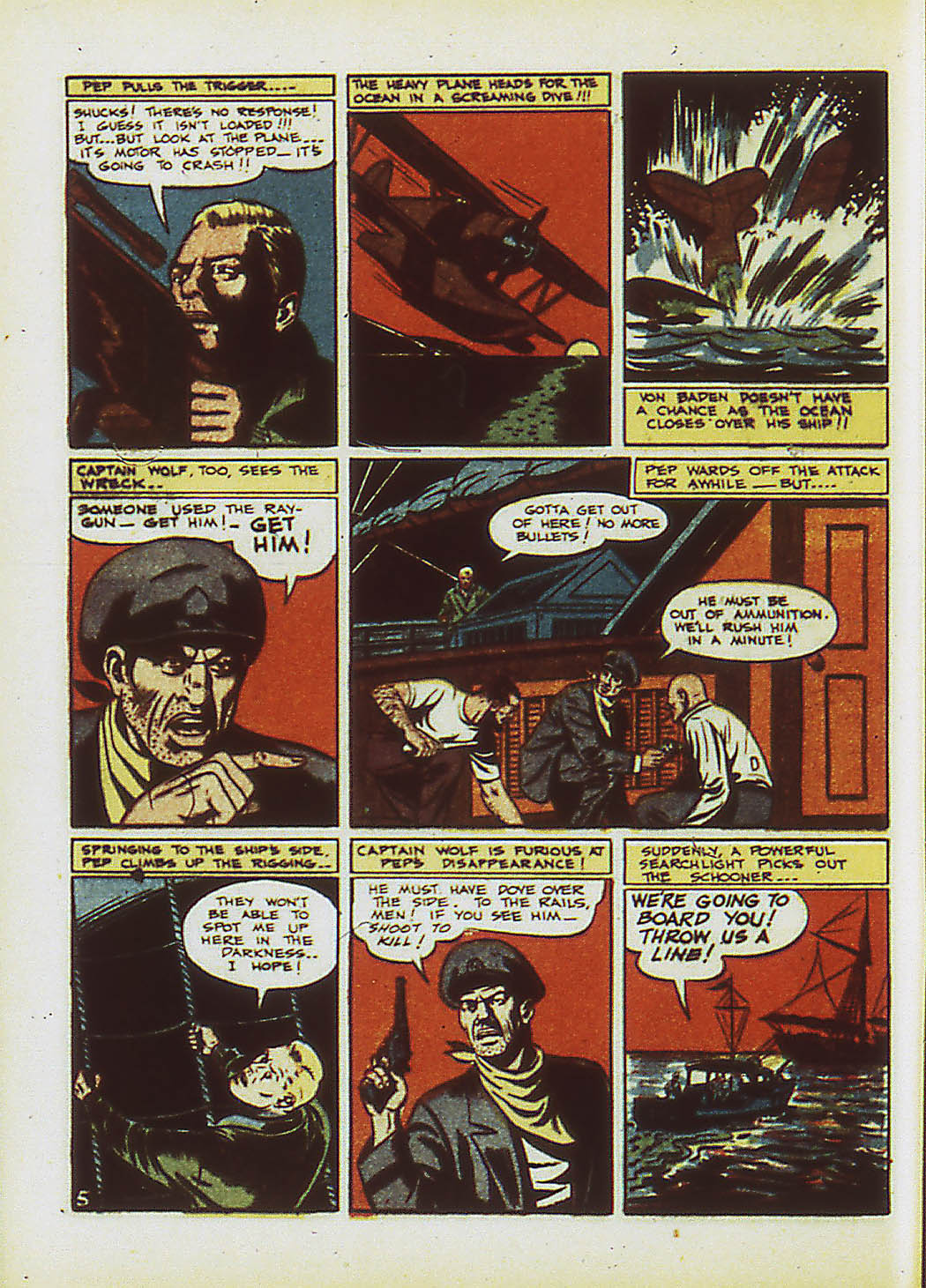 Read online Action Comics (1938) comic -  Issue #34 - 23