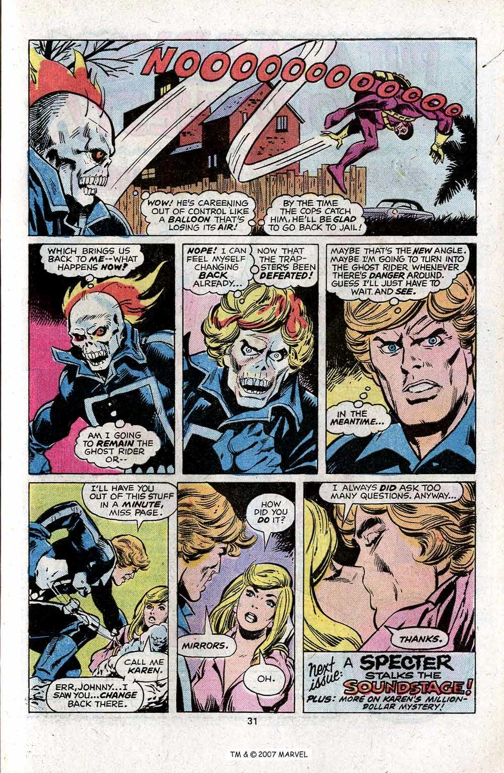Ghost Rider (1973) Issue #13 #13 - English 33