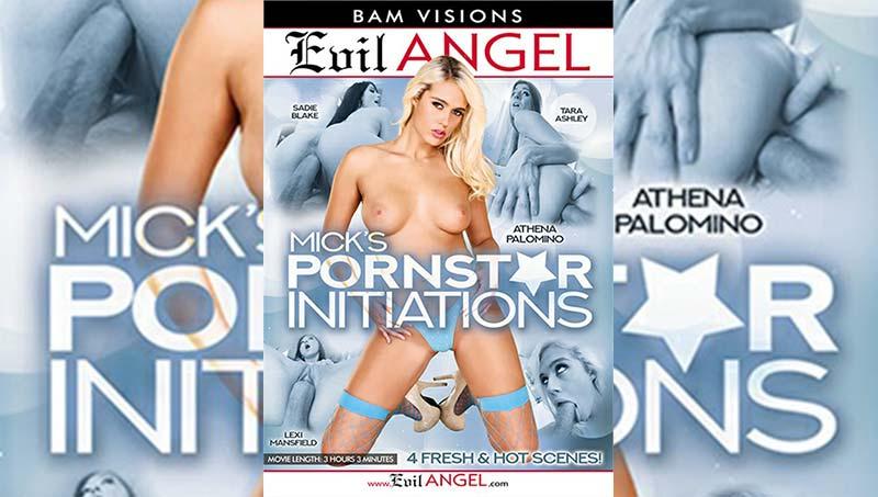 [18+] Micks Pornstar Initiations 2018 DVDRip Movie Poster