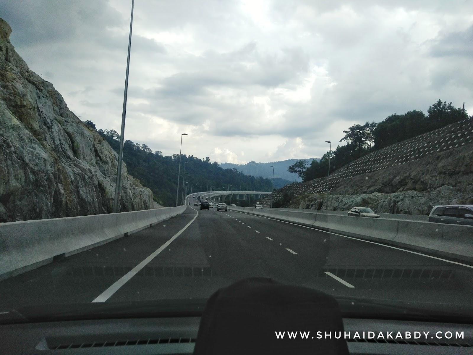 Jambatan Tertinggi di Malaysia Rawang Bypass