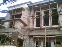 renovasi bangun rumah di alam sutera