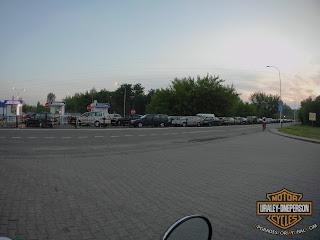 Очередь на ПП Брест(Варшавский мост) - Terespol