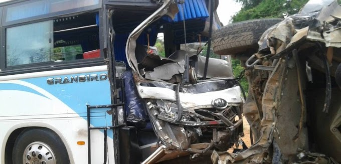 Doctor, nurse die in gory accident