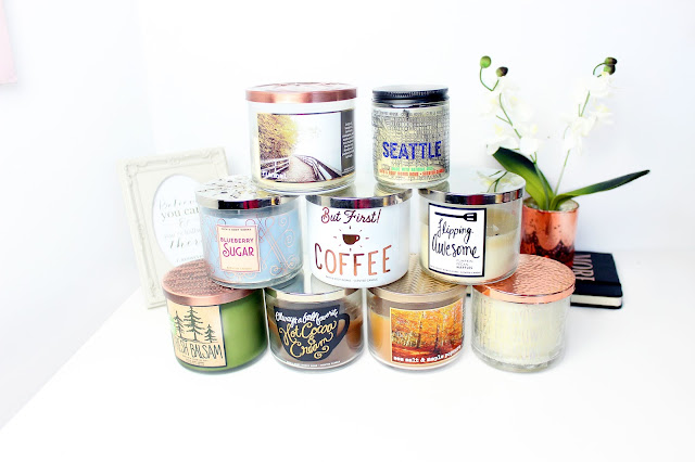 How to get bath and body works candles in uk