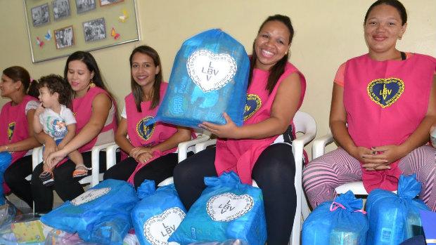 LBV de Belford Roxo oferece vagas para o programa Cidadão-Bebê ...