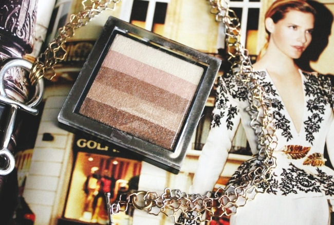 Bobbi Brown Shimmer Brick dupe