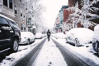 Image: Snowy Street, by Free-Photos on Pixabay