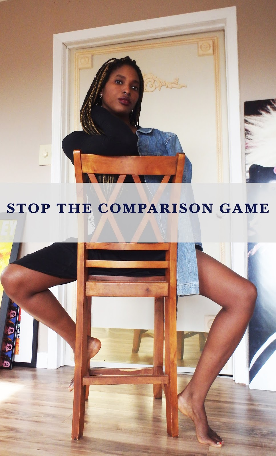 Does comparing ourselves to others do us more justice or harm?