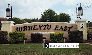 Sorrento East homes in Nokomis FL