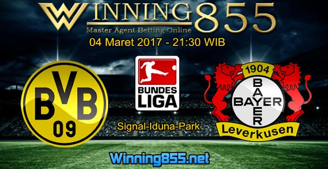 Prediksi Skor Borussia Dortmund vs Bayer Leverkusen 04 Maret 2017