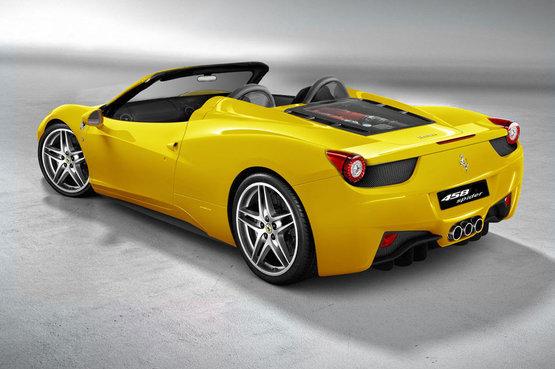 46+ Ferrari 458 Italia Spyder Wallpaper  Background