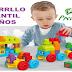 El desarrollo infantil a los 3 años