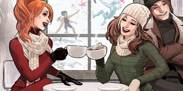 Marvel anuncia especial navideño de X-Men