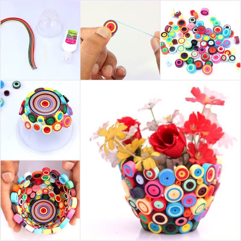 paper quilling creative ideas art craft projects