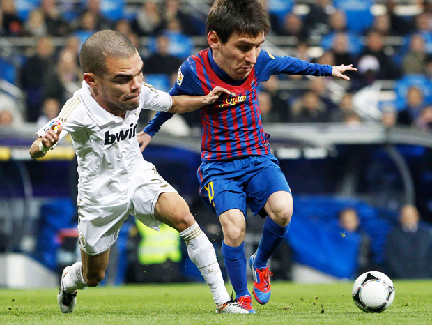 Pepe, Real Madrid, Lionel Messi, Barcelona | Ximinia