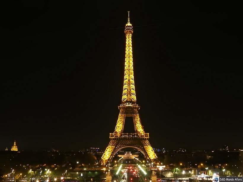 Torre Eiffel - O que fazer em Paris: principais pontos turísticos