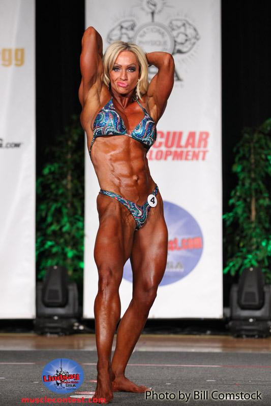 Also best body contests female recommend you