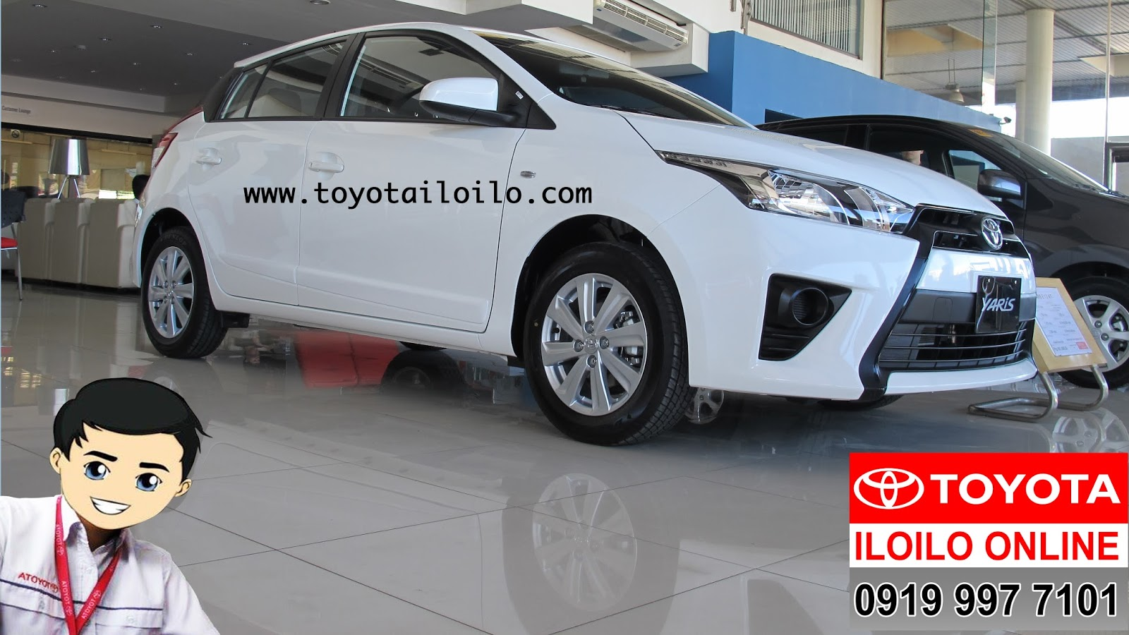 The toyota yaris has become so accustomed to our iloilo roads that many regard it as a very agile very reliable small wonder of a sub compact